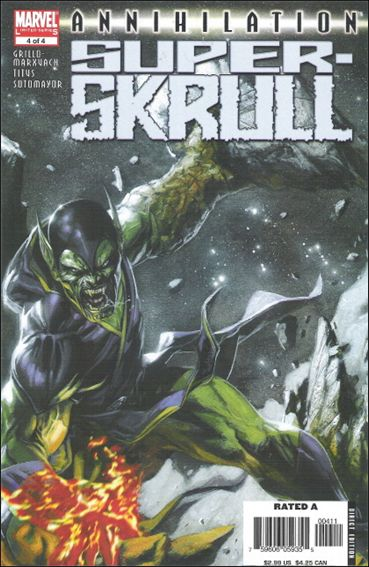 Annihilation: Super-Skrull 4-A by Marvel
