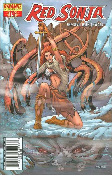 Red Sonja (2005) 14-B by Dynamite Entertainment