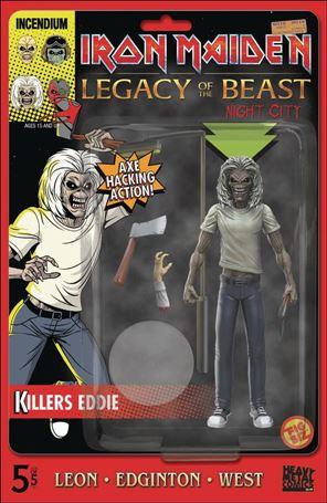 Iron Maiden Legacy of the Beast: Night City 5-B