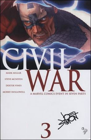 Civil War 3-F
