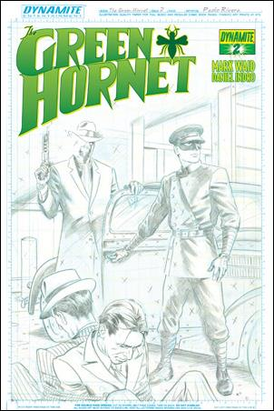 Green Hornet (2013) 2-F by Dynamite Entertainment