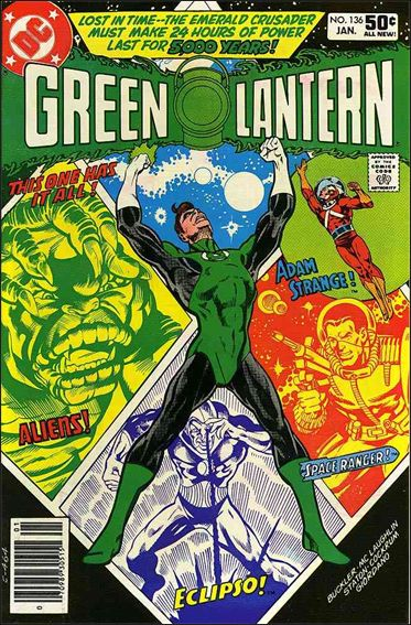 Green Lantern (1960) 136-A by DC