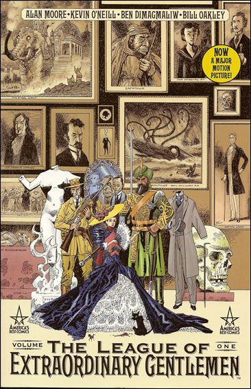 League of Extraordinary Gentlemen 1-F by America's Best Comics
