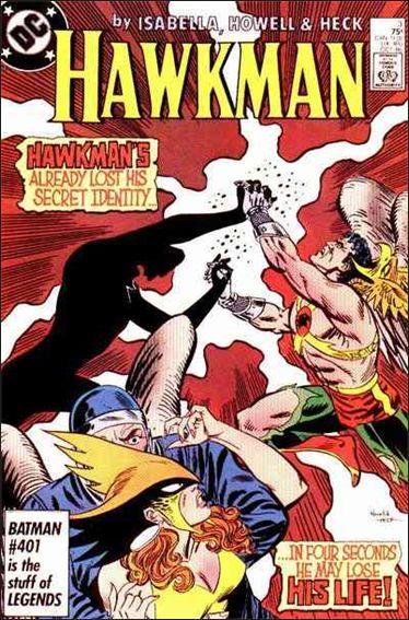 Hawkman (1986) 3-A by DC