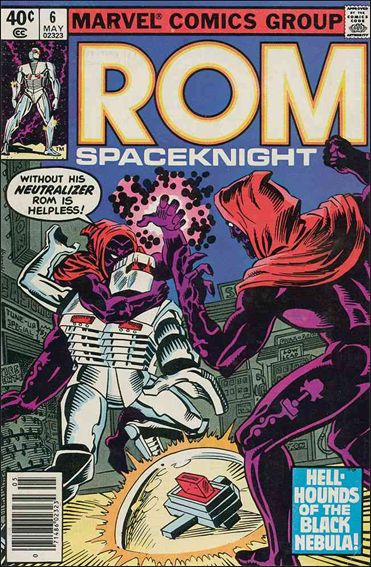 ROM (1979) 6-A by Marvel