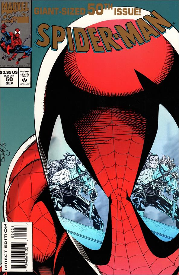 Spider-Man (1990) 50-A by Marvel