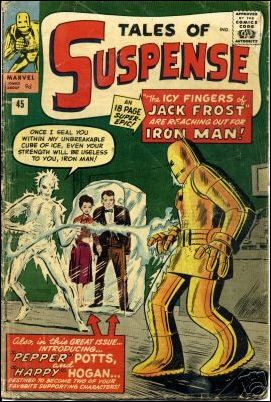 Tales of Suspense (1959) 45-B by Marvel