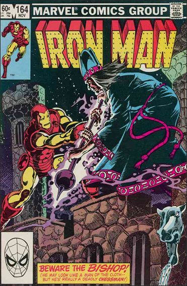 Iron Man (1968) 164-A by Marvel