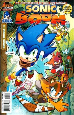 Sonic Boom 4-A