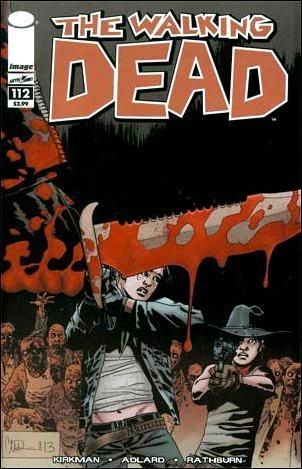 Walking Dead (2003) 112-A by Image