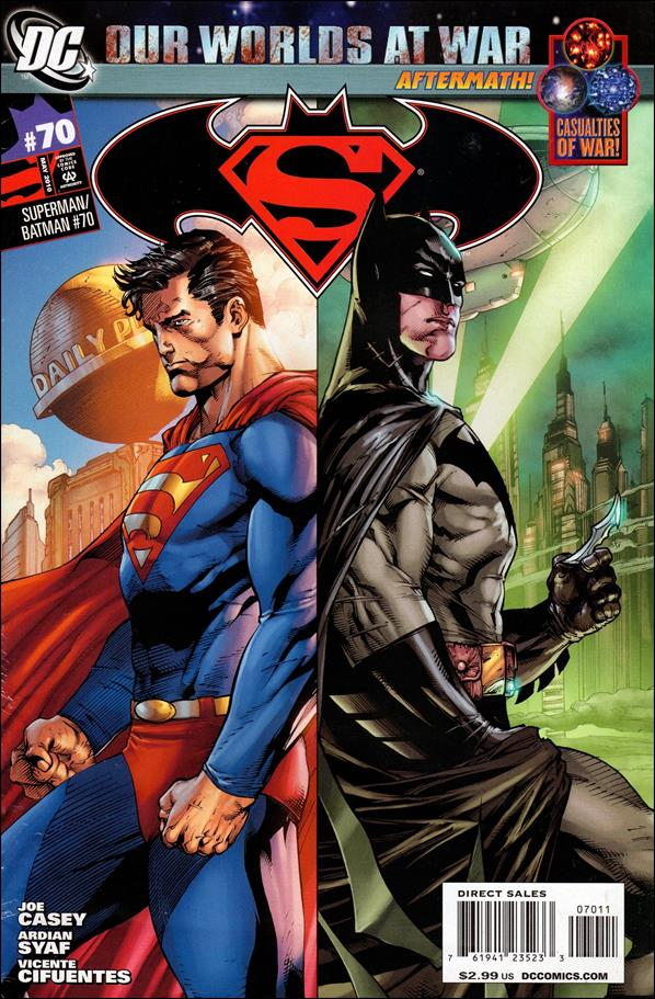 Superman/Batman 70-A by DC