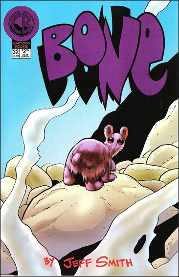 Bone (1991) 32-A by Cartoon Books