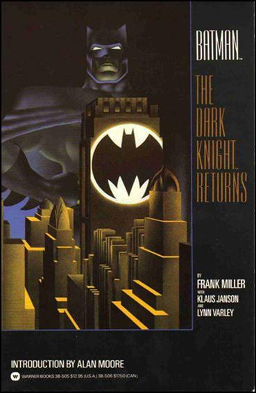 Batman: The Dark Knight Returns 1-B04 by DC