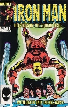 Iron Man (1968) 185-A