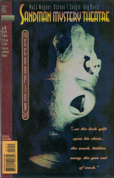 Sandman Mystery Theatre 19-A by Vertigo