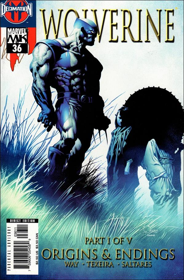 Wolverine (2003)  36-A by Marvel