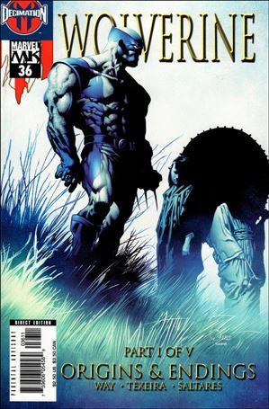 Wolverine (2003)  36-A