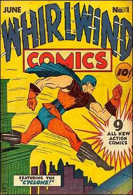Whirlwind Comics 1-A by Nita Publication