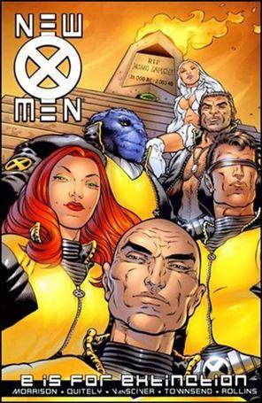 New X-Men 1-A
