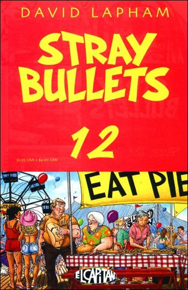 Stray Bullets 12-A by El Capitan
