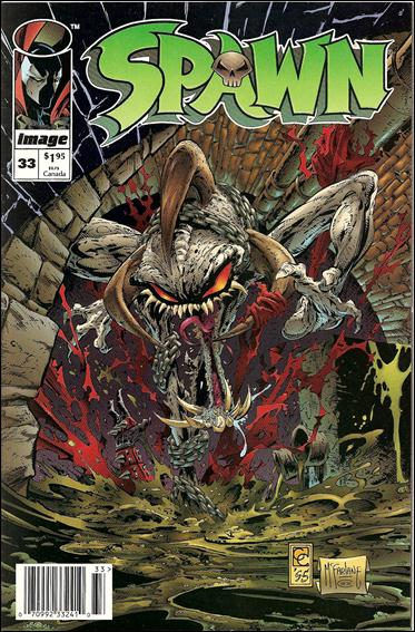 Spawn 33-B by Image
