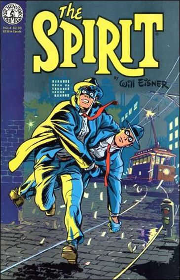 Spirit (1983) 4-A by Kitchen Sink