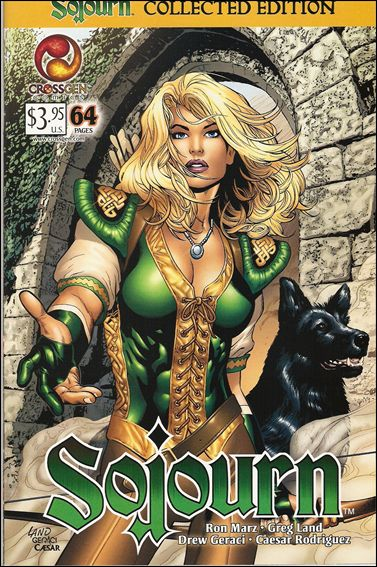 Sojourn Collected Edition 1-A by CrossGen