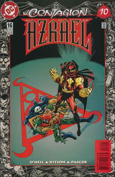 Azrael (1995) 16-A by DC