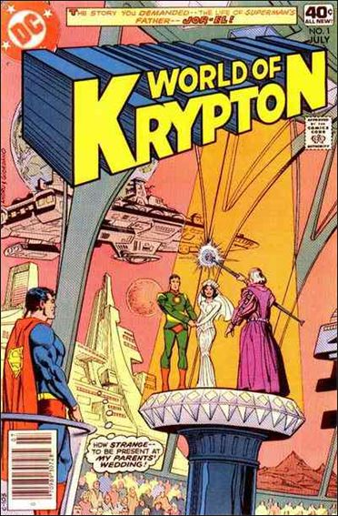 World of Krypton (1979) 1-A by DC
