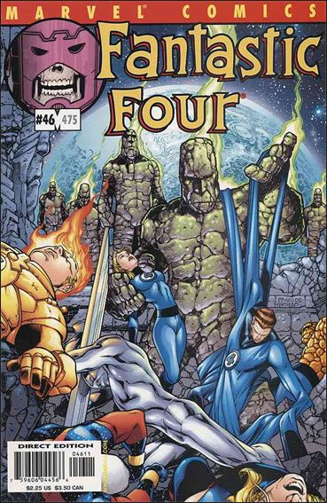 Fantastic Four (1998) 46-A by Marvel
