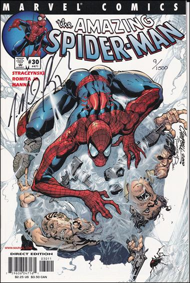 Amazing Spider-Man (1999) 30-B by Marvel