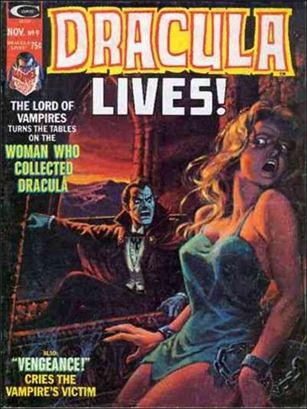 Dracula Lives 9-A