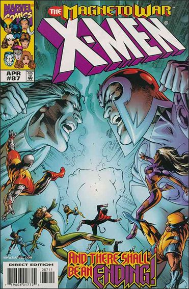 X-Men (1991) 87-A by Marvel