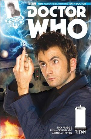 Doctor Who: The Tenth Doctor 2-B