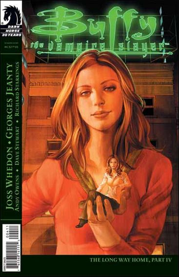 Buffy the Vampire Slayer Season Eight 4-A by Dark Horse