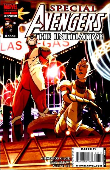 Avengers: The Initiative Special 1-A by Marvel