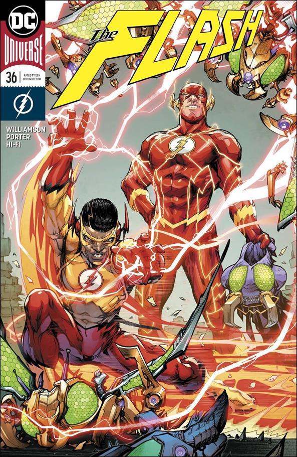 Flash (2016) 36-B by DC