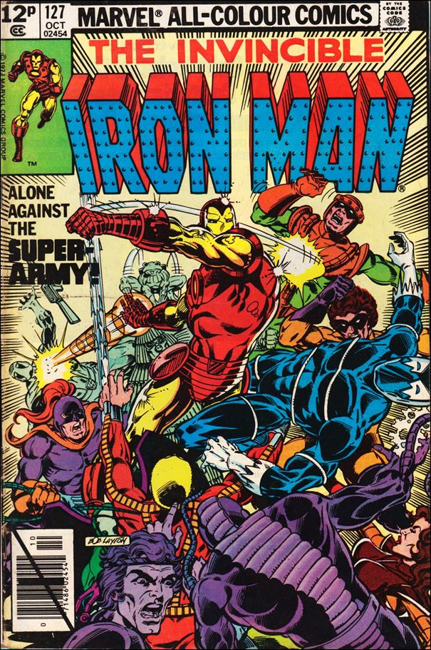 Iron Man (1968) 127-B by Marvel
