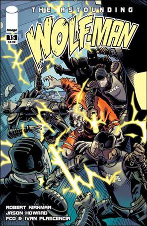 Astounding Wolf-Man 15-A