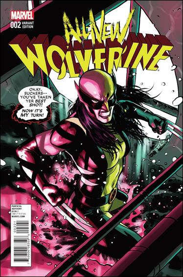 All-New Wolverine  2-B by Marvel