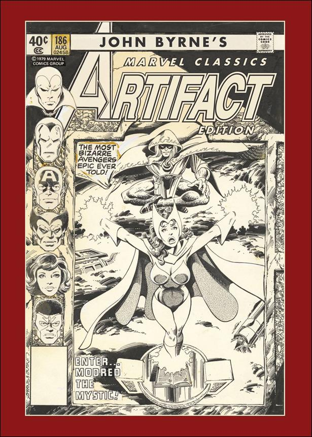 John Byrne's Marvel Classics Artifact Edition nn-A by IDW