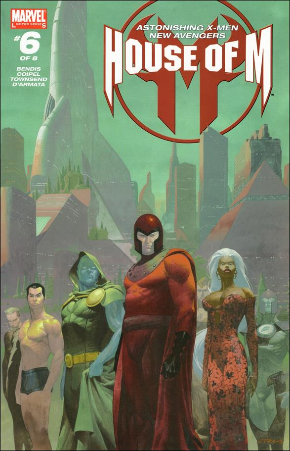 House of M (2005) 6-A by Marvel