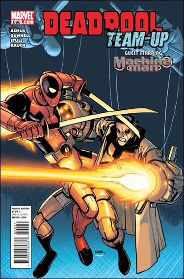 Deadpool Team-Up (2010) 890-A by Marvel