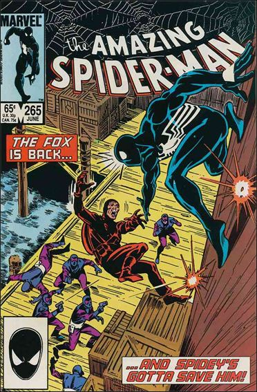 Amazing Spider-Man (1963) 265-A by Marvel
