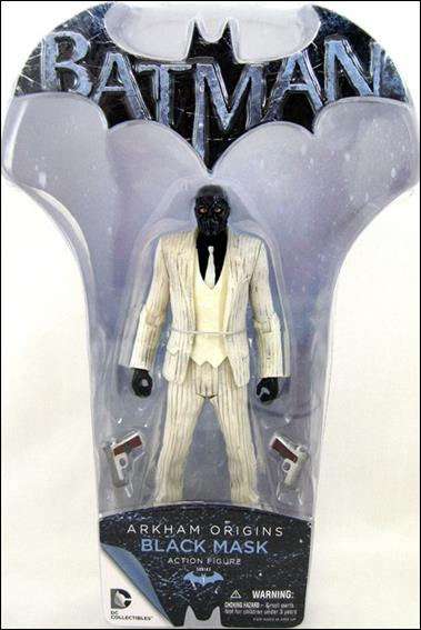 Batman: Arkham Origins (Series 1) Black Mask by DC Collectibles