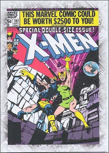 Marvel Beginnings: Series 3 (Breakthrough Issues Comic Cover Subset) B-92-A by Upper Deck