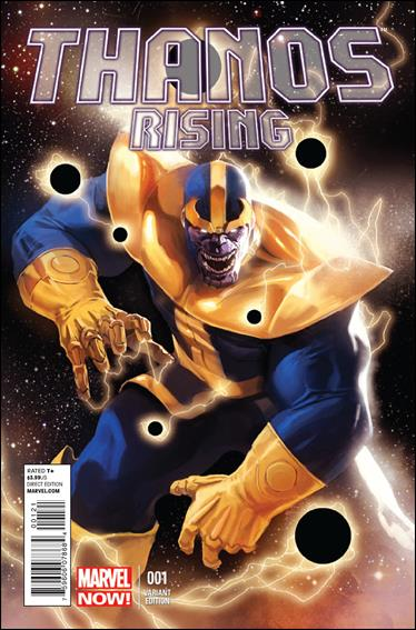 Thanos Rising 1-B by Marvel