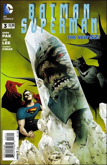 Batman/Superman 3-A by DC