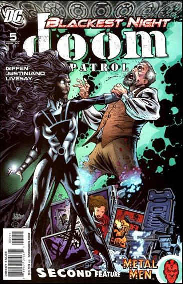 Doom Patrol (2009) 5-A by DC