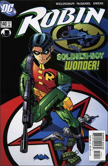 Robin (1993) 140-A by DC